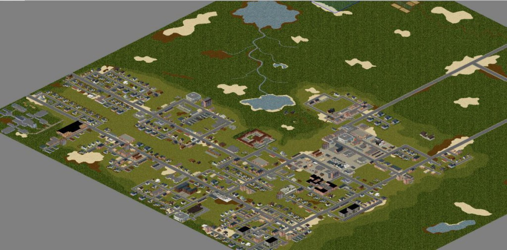 Road to Unification news - Project Zomboid - In DB Zomboid Map on