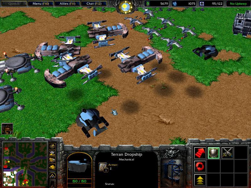 New Updates & New Map news - Starcraft 1 5: Fusion