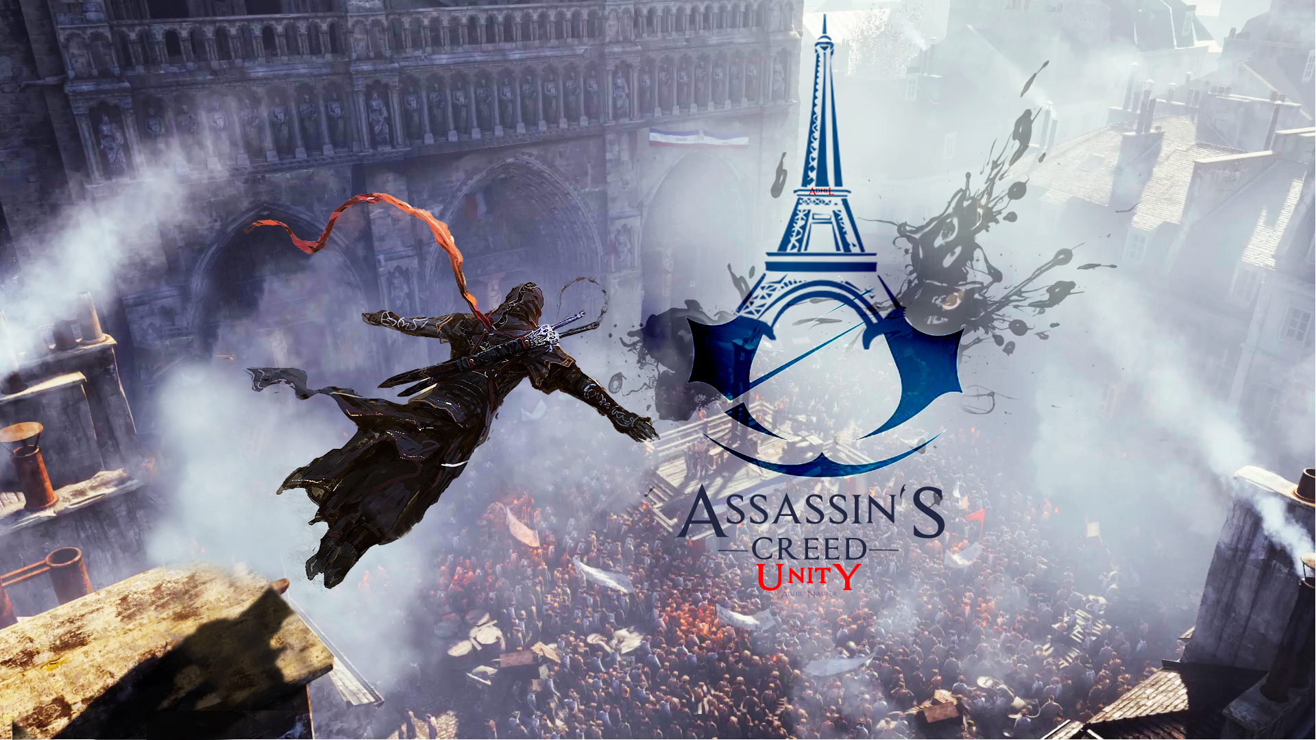 Продам ключ Uplay Assassin's Creed Unity за 300р.