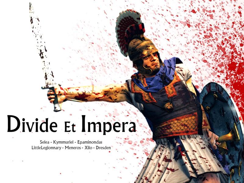 Release: Divide et Impera v0.9e news - Mod DB