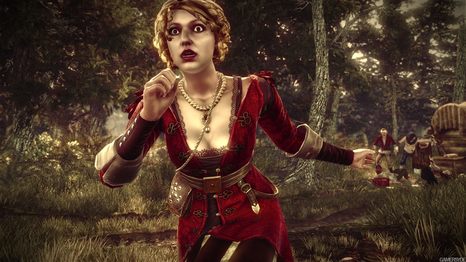 triss and geralt relationship witcher 3 review