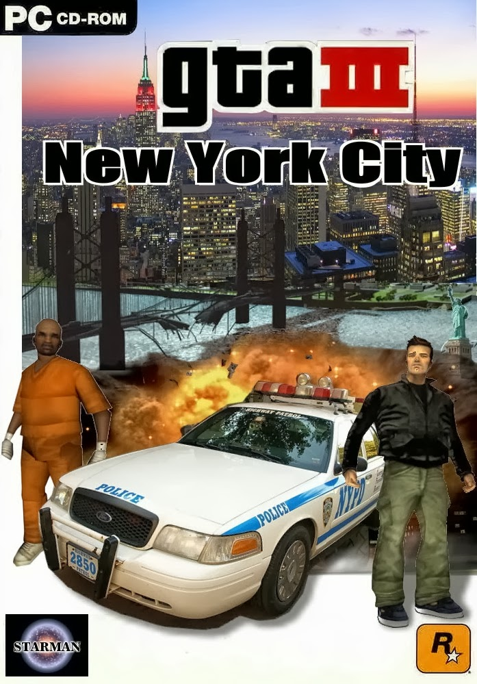 GTA 3 NEW YORK CITY MOD