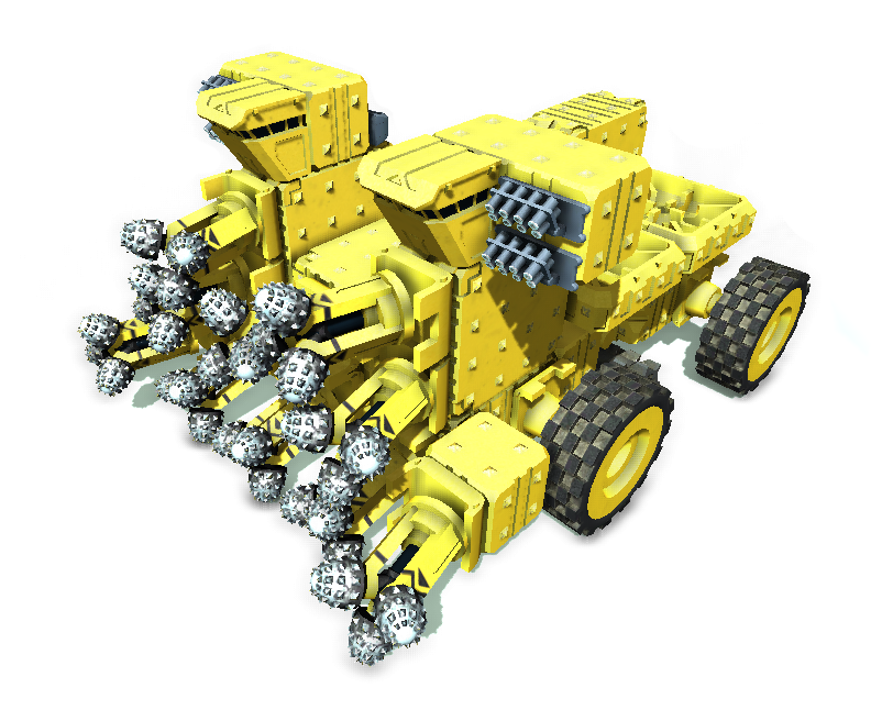TerraTech Harvester