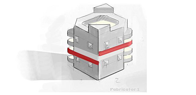 TerraTech Fabricator concept art