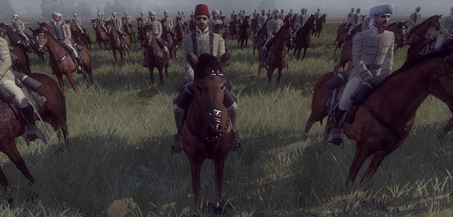 Morrocan Cavalry