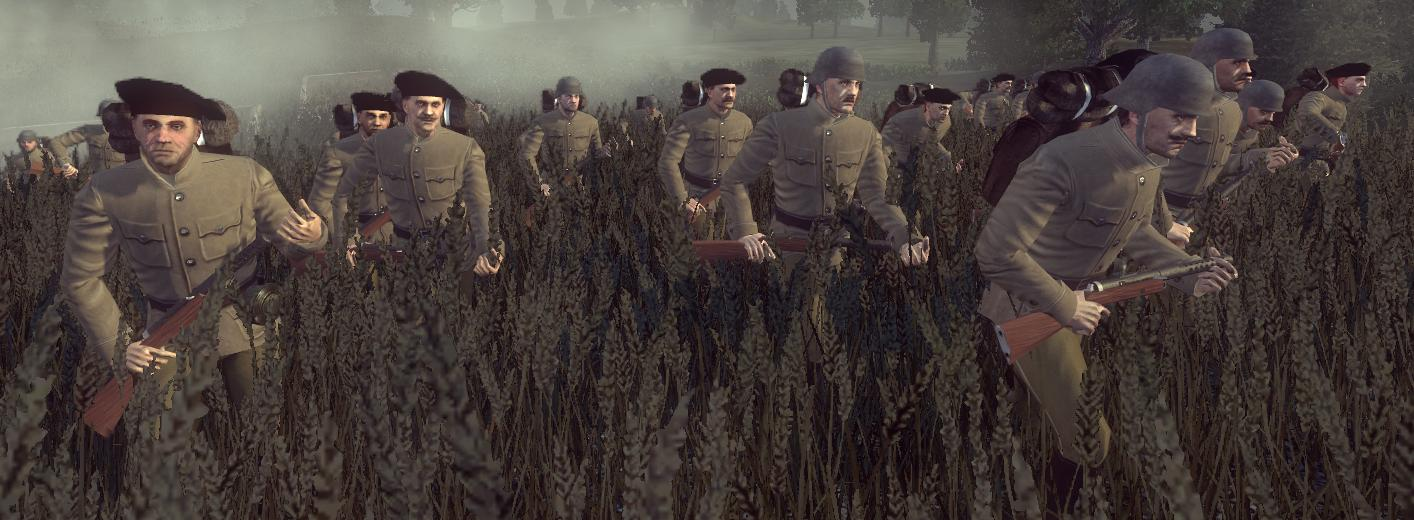 Nationalist SMG Infantry