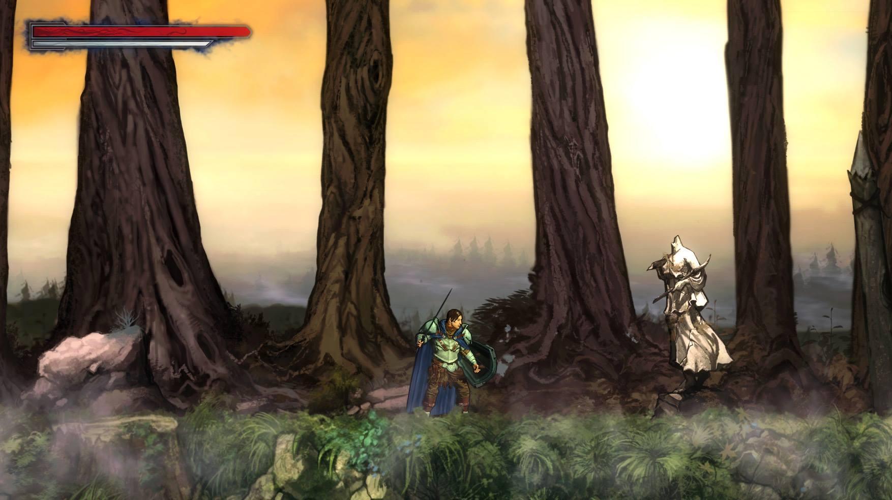 Hazewalker screenshot 01