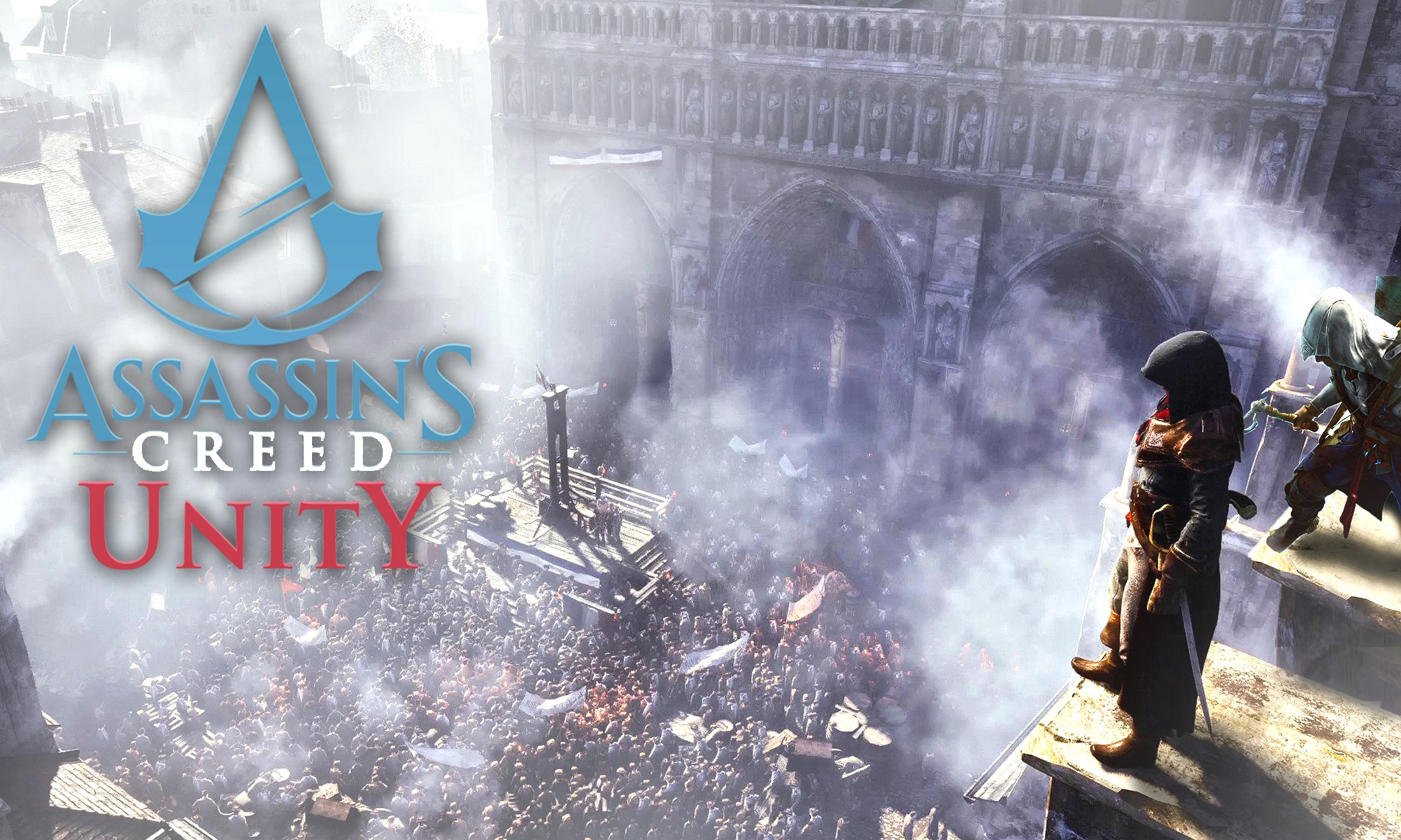 Paris is a big playground for Assassin's Creed: Unity news ...