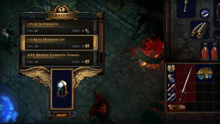 Crafting Hideout Benches