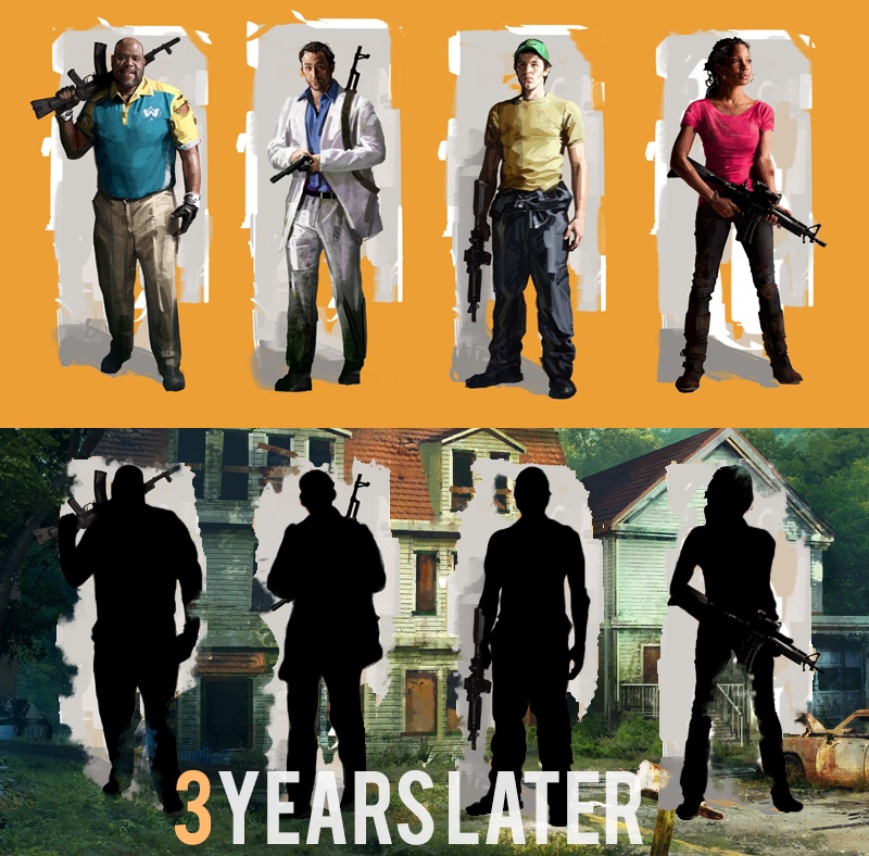Survivors after 3 years  news - Mod DB