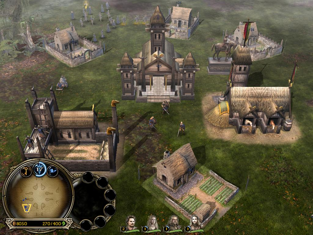 West Side Auto >> Visions mod for Battle for Middle-earth II - Mod DB