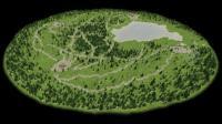 Screenshot of the random map Schwarzwald