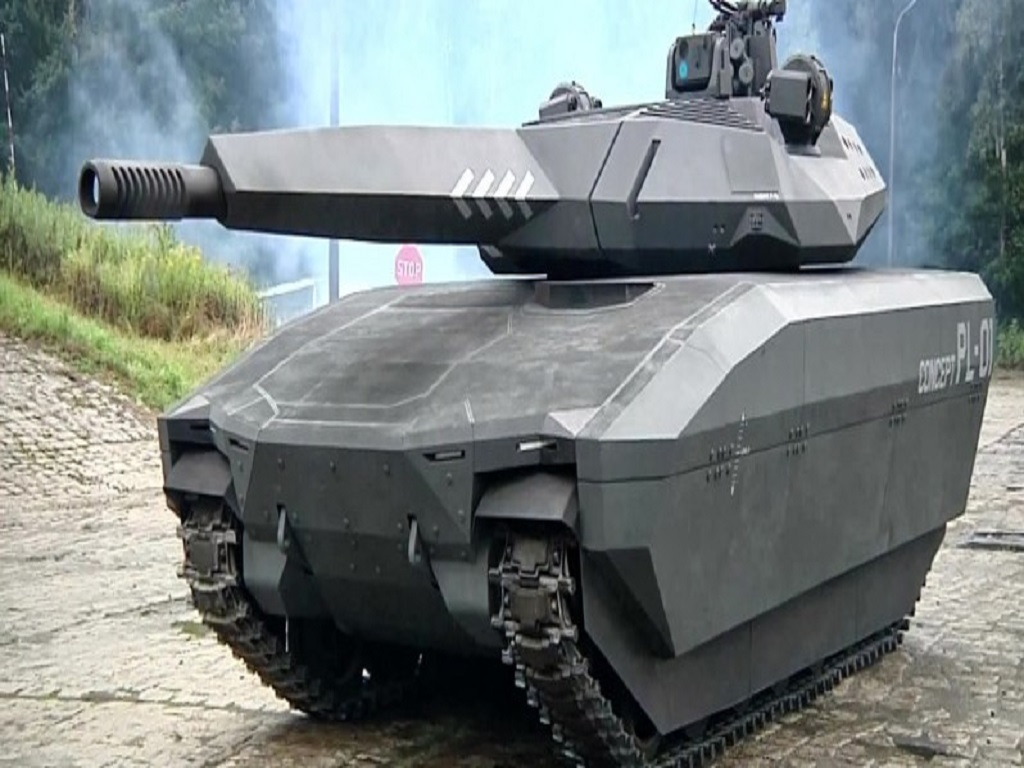 New Invisible Battle Tank poland news - Armies of the ...