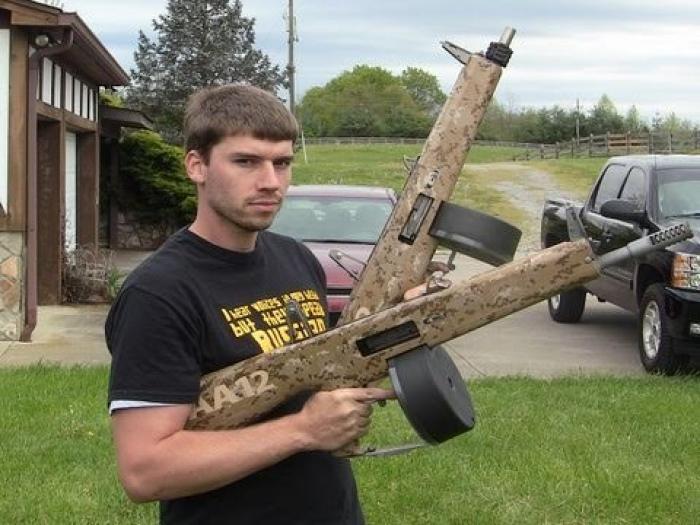 12 Gauge Grenade Shells 12-gauge Shells do a Heck of a