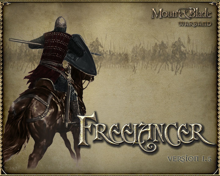 фрилансер мод mount and blade