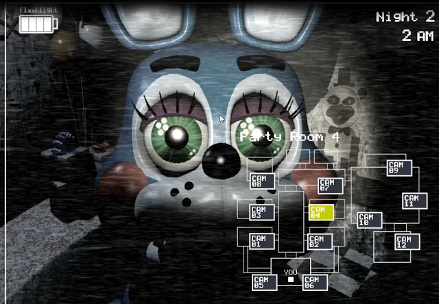 Five Nights at Freddy's 2 Bunny