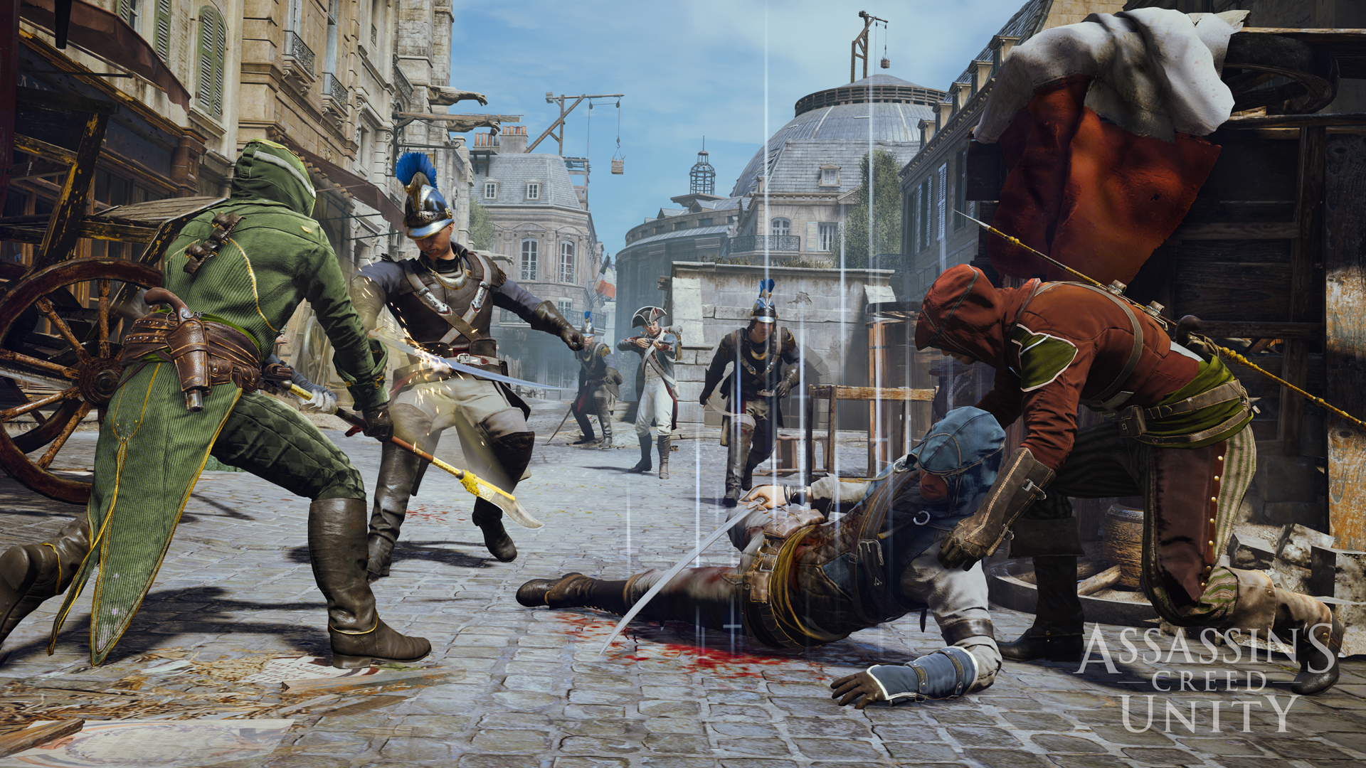 Assassin's Creed V: Unity Windows, XONE, PS4 game - Mod DB