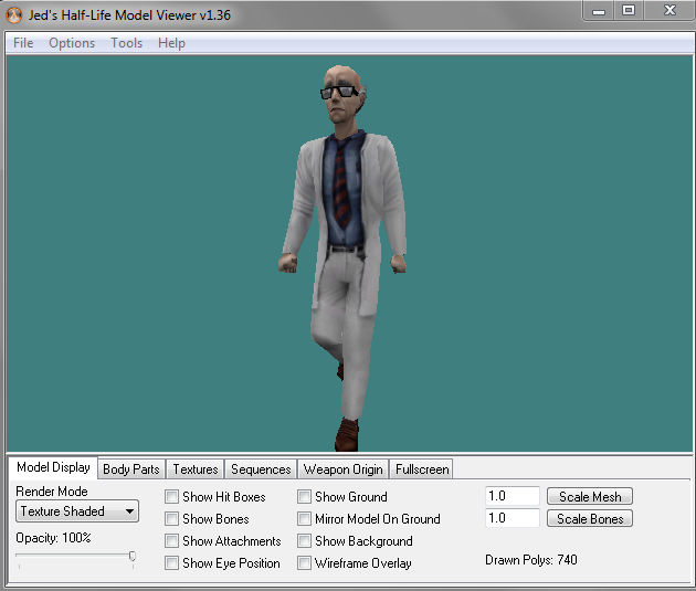 How to change the Textures on a model tutorial - Half-Life