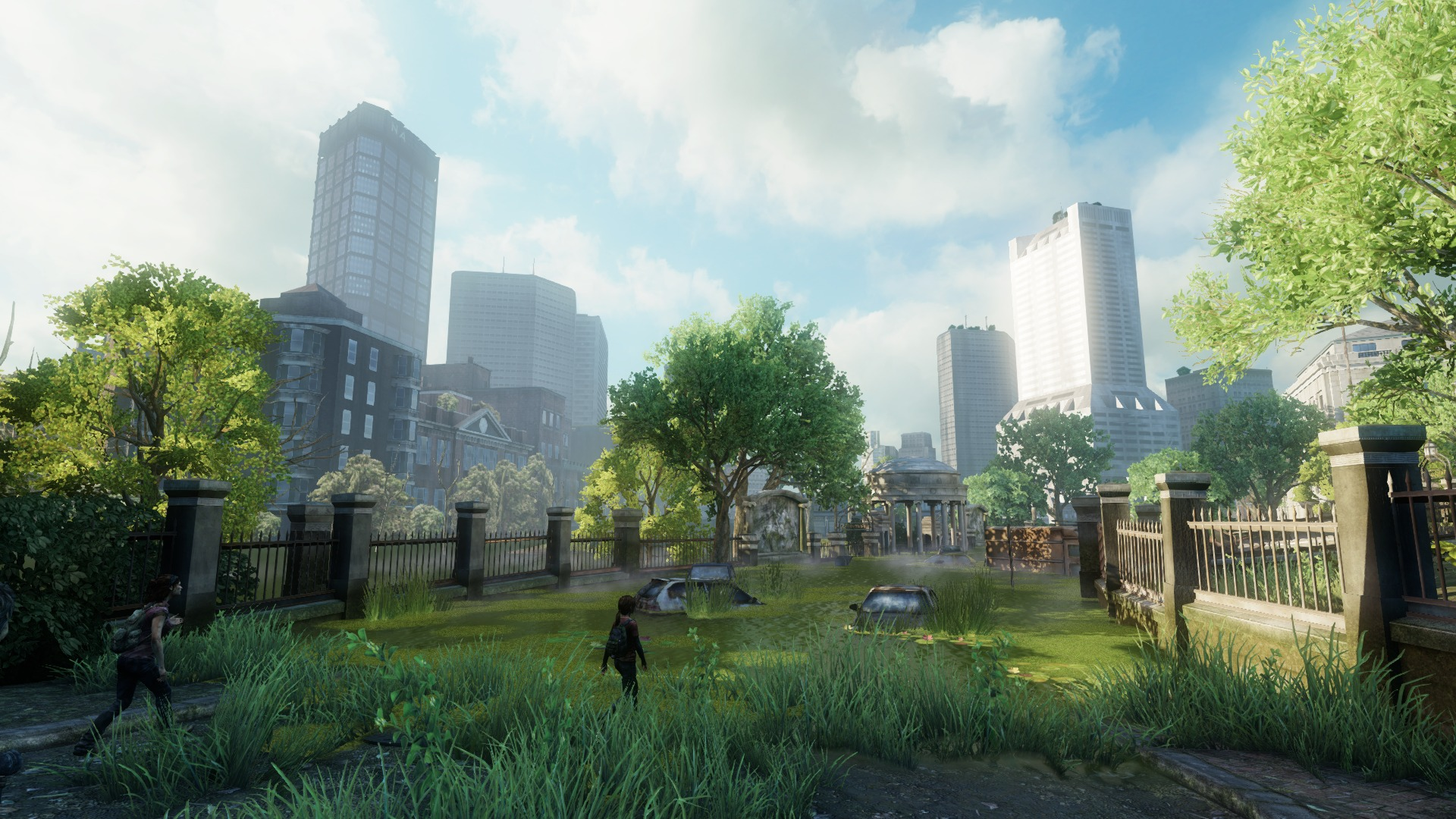 In Those Weeks I Will Be Working On Map That Will Connect To Real Locations In The Last Of Us Map Example