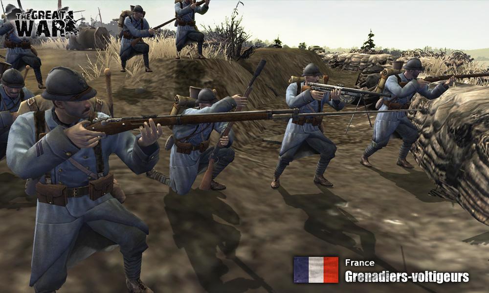 Grenadiers-voltigeurs