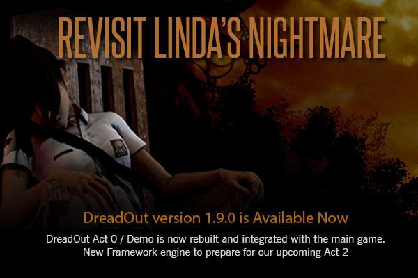 DreadOut 1.9.0 Release
