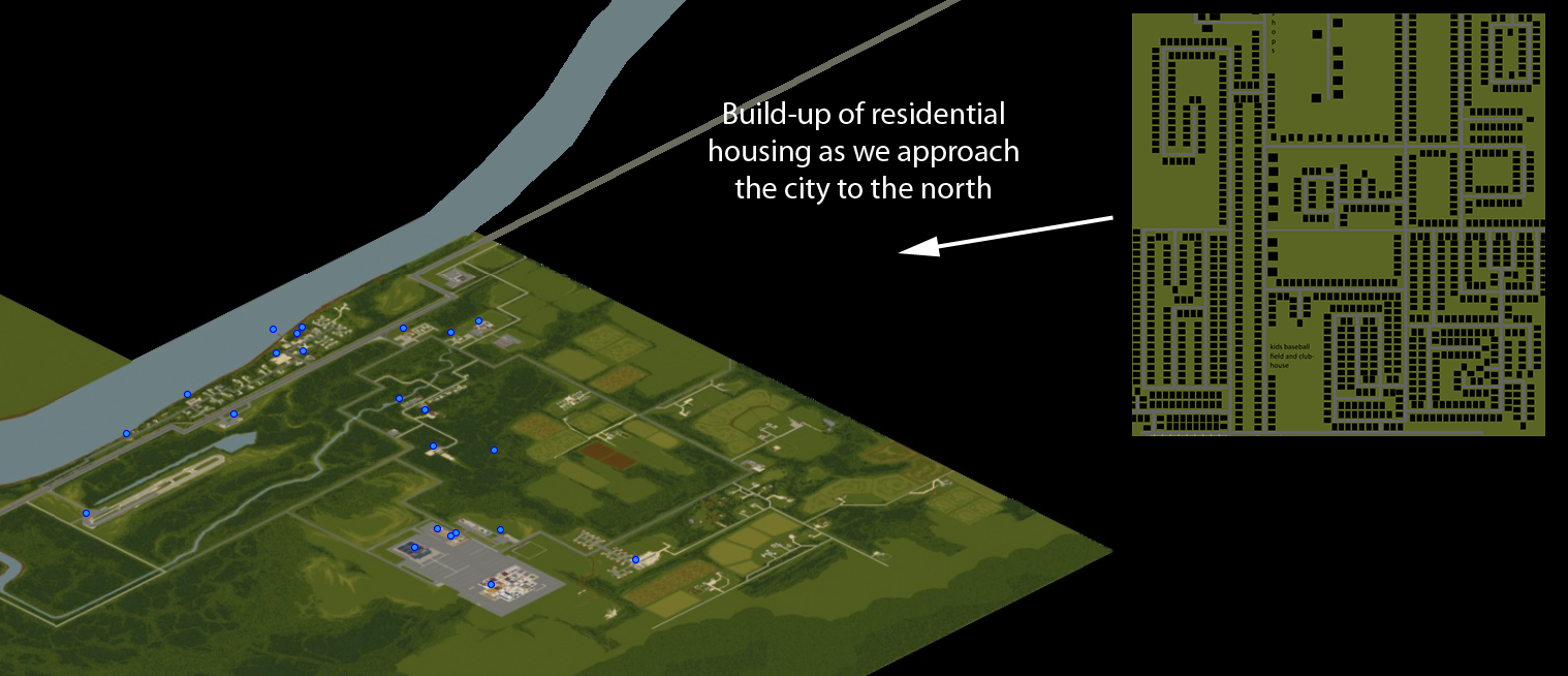 Project Zomboid Map Of Knox County And Surrounding