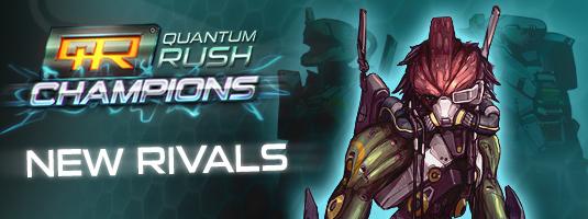Quantum Rush: Champions - Tier 7 Bosse