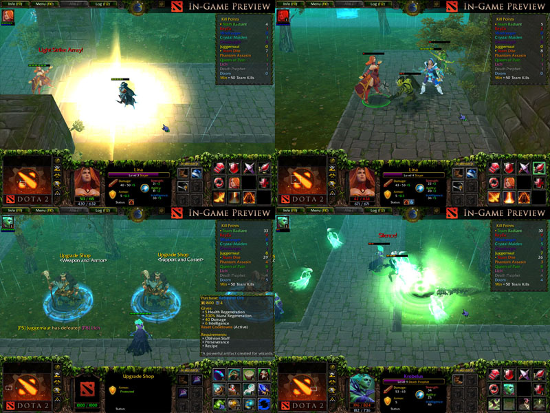 Dota 2: Heroes Clash mod for Warcraft III: Frozen Throne - Mod DB