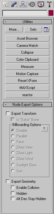 Node Export