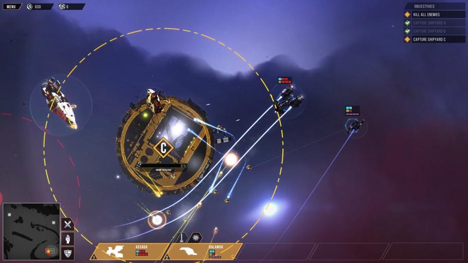 Distant Star: Revenant Fleet - Capture