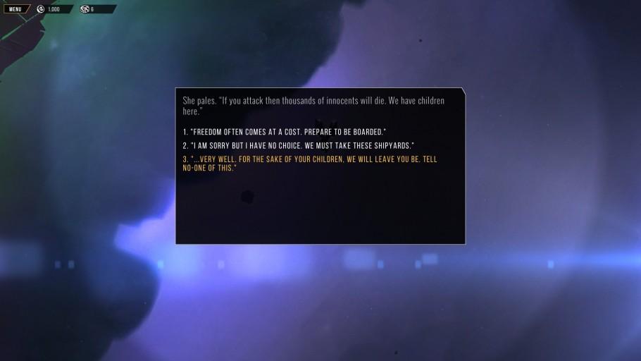 Distant Star: Revenant Fleet - Story