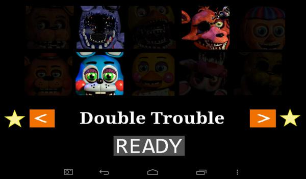 Fnaf 2 quot double trouble quot custom night tutorial mod db