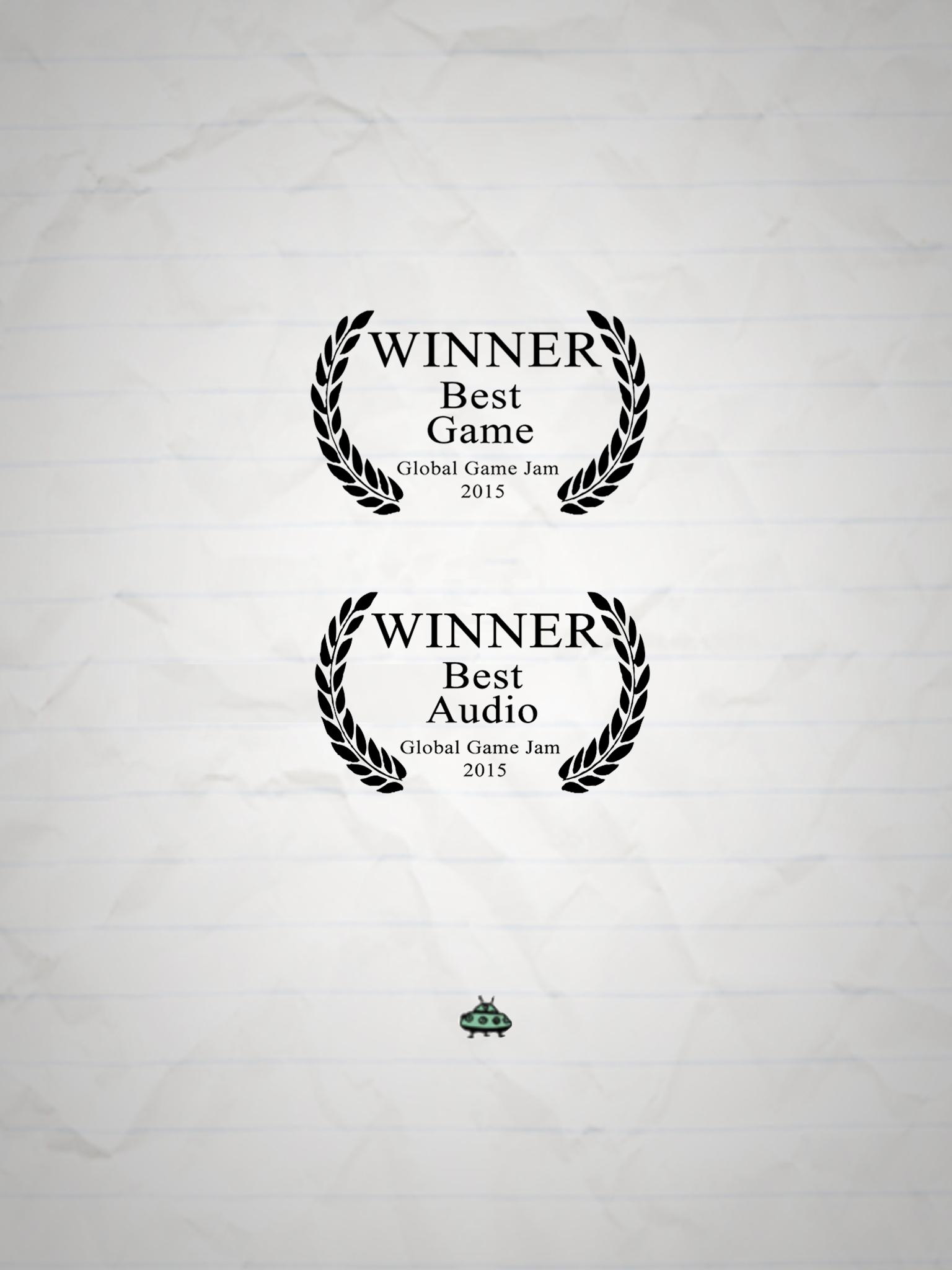 No Humanity - Best Game & Music Winner
