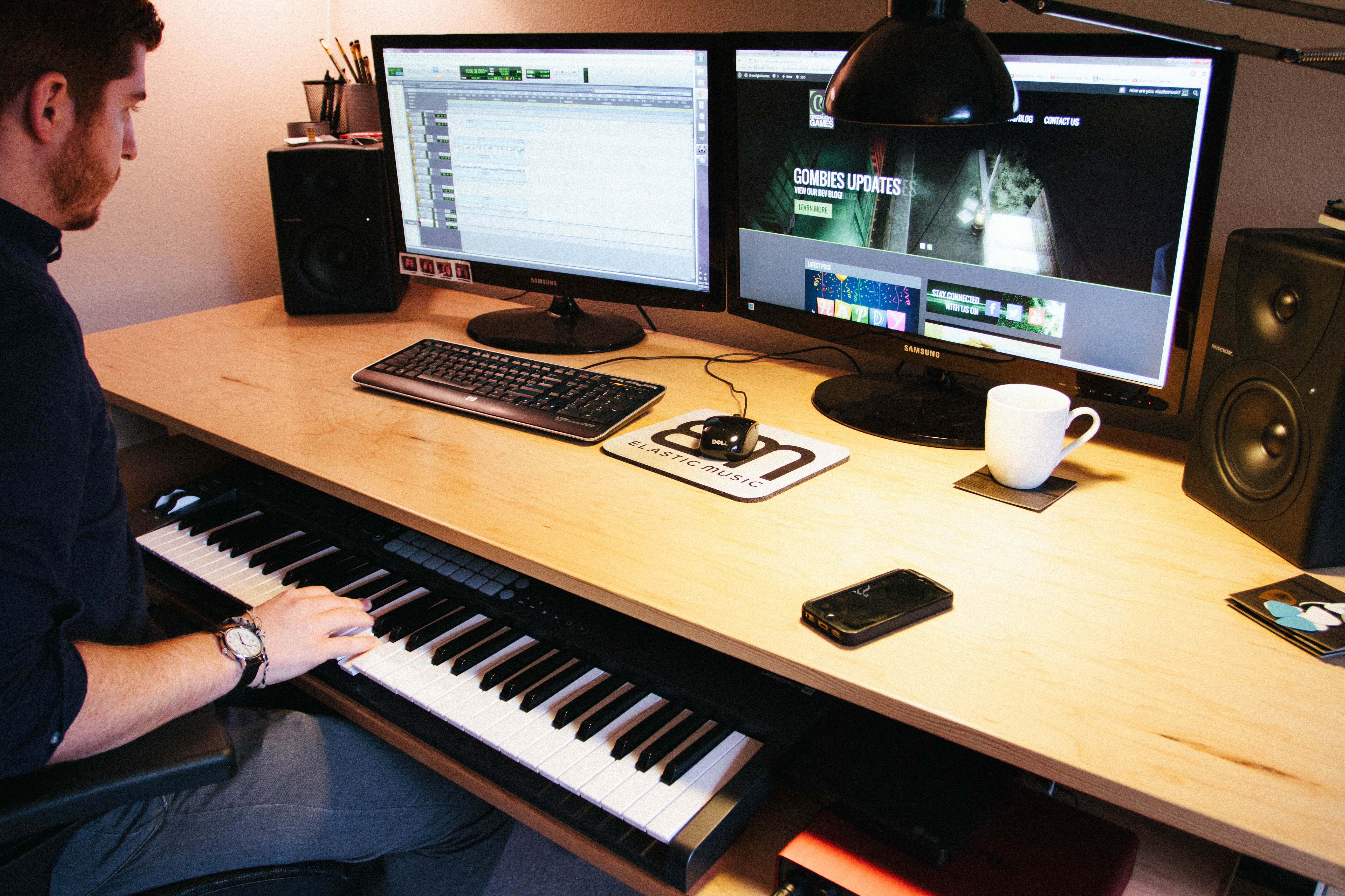 Dev Blog 02 – Composing the Soundtrack to Gombies news