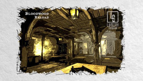 Sketch Bloodwood Reload