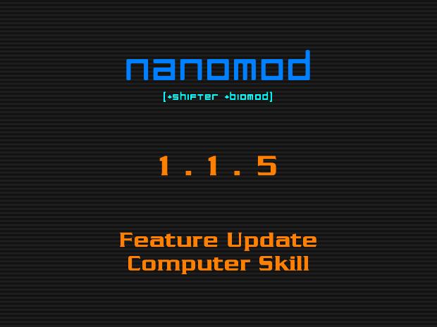 NanoMod 1.1.5