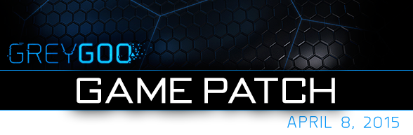 Game Patch for April 8th