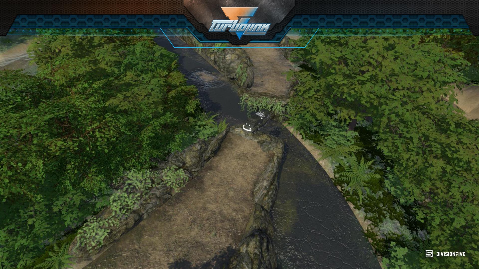 Amazon Jungle - Work In Progress