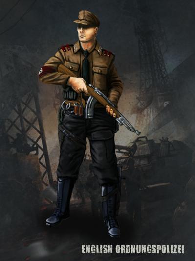 Orpo Officer