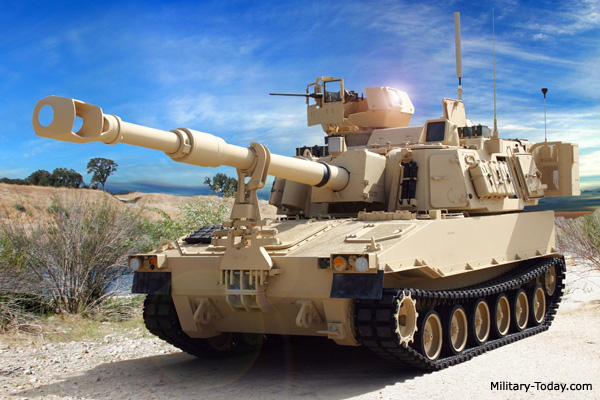 M109a7 155 Mm Self Propelled Howitzer 2015 News Mod Db