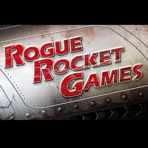 Rogue Rocket Games Logo