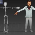 Indie Game Model Rigging