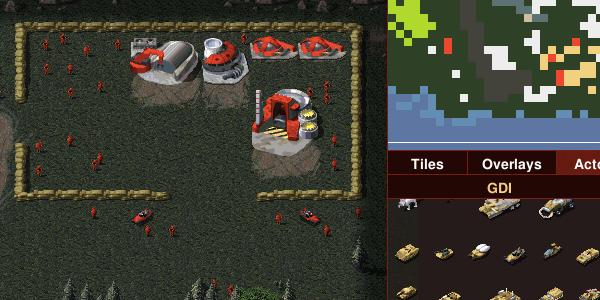 New map editor