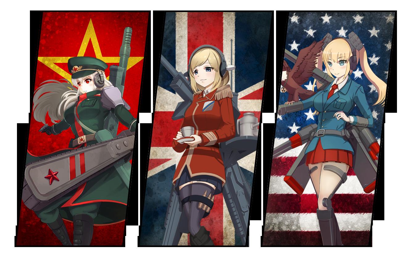 world of tanks blitz anime mod