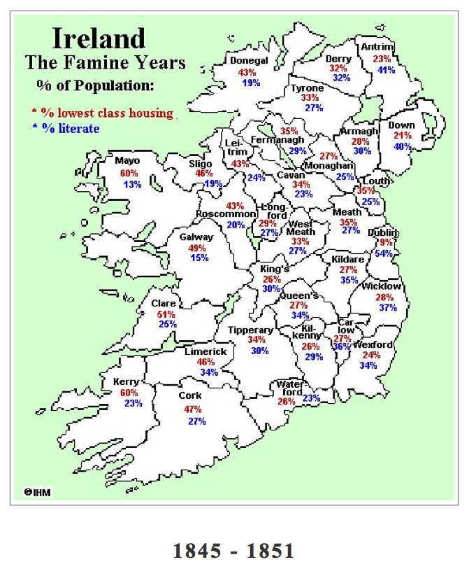 Literacy in Ireland