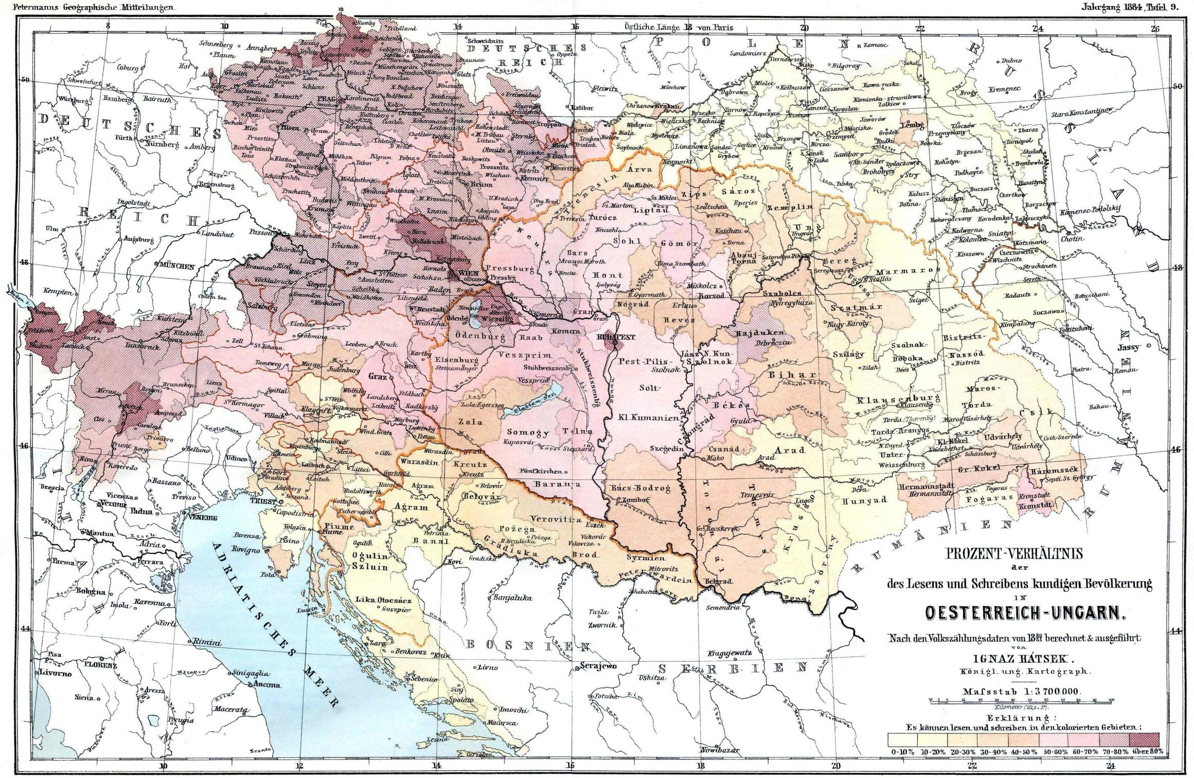 Literacy in Austria-Hungary