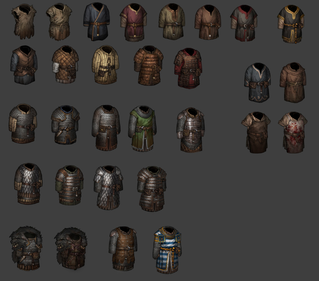 medieval armor battle brothers turn based strategy