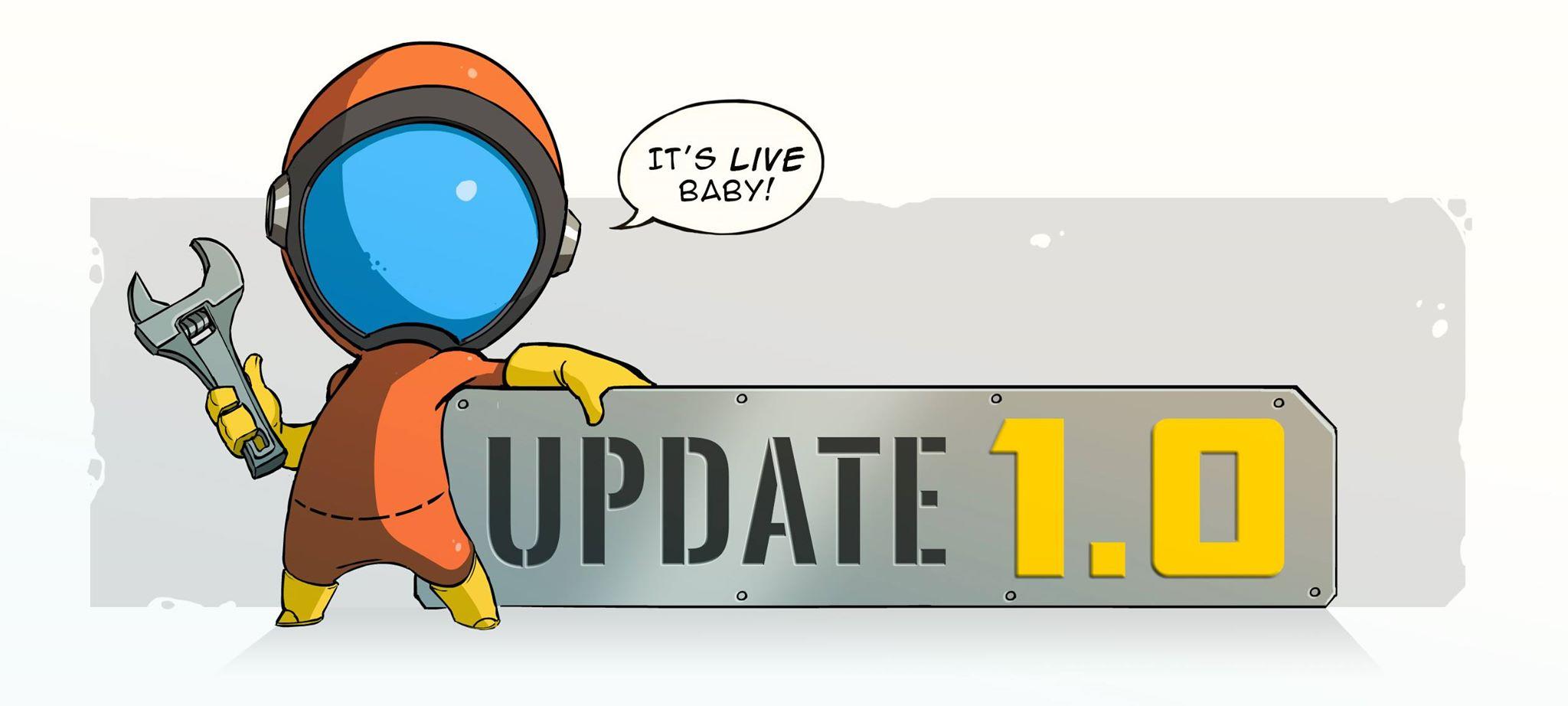 Update 1.0
