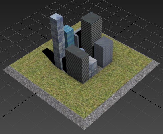 Modern city V1.0 (Might be replaces)