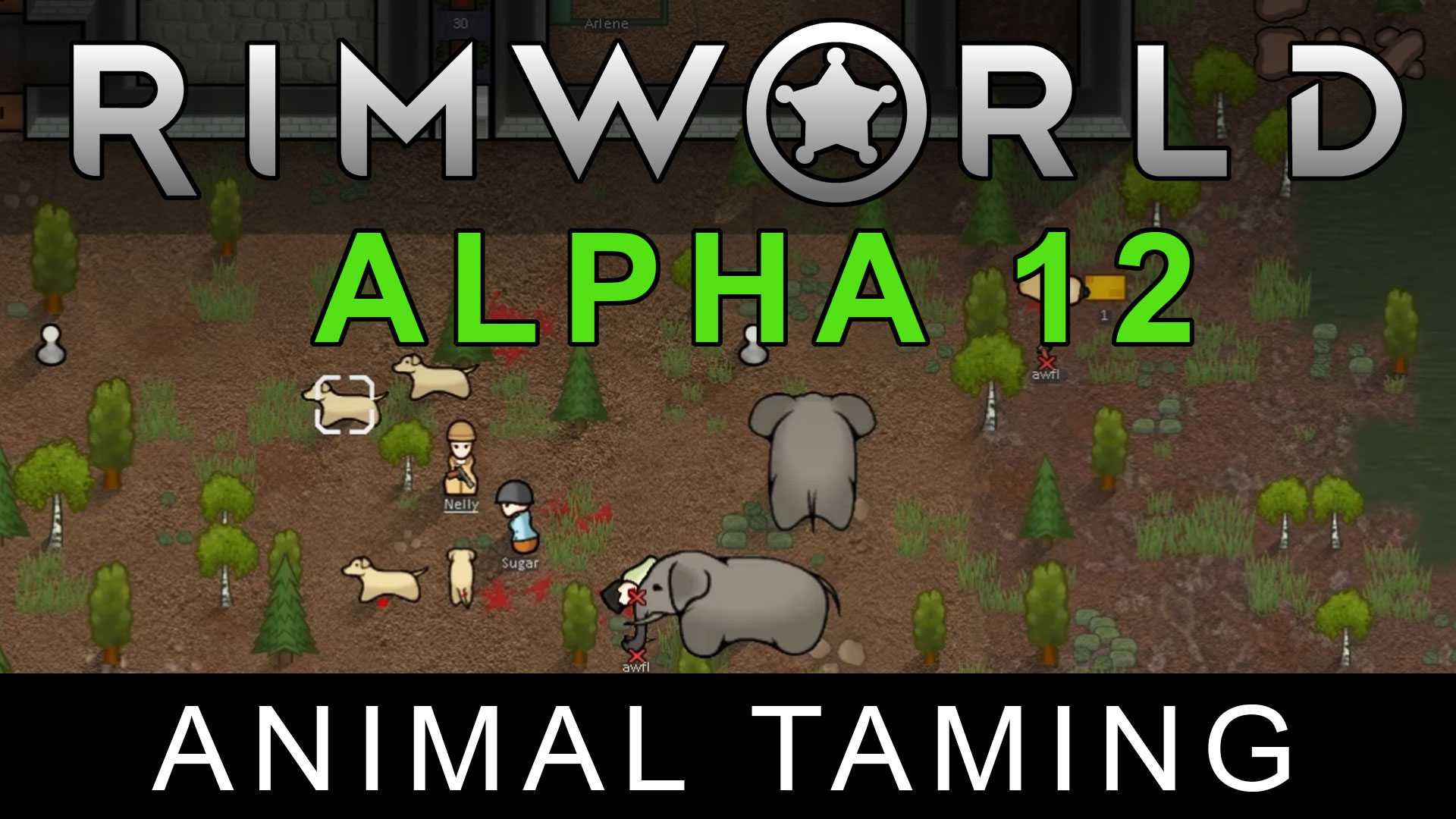Fantastic Rimworld Alpha 12 Animal Taming Released News Mod Db Machost Co Dining Chair Design Ideas Machostcouk